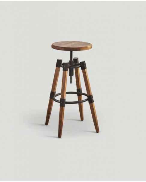 Барный стул Dialma Brown DB004898