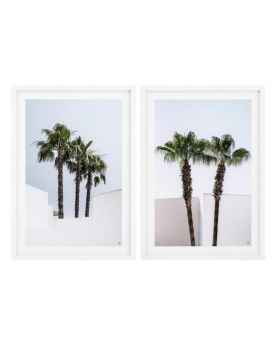 Картина Palm Trees set of 2