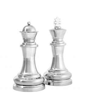 Деко объект Chess King & Queen