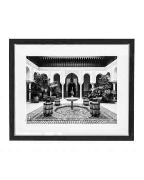 Картина Courtyard Marrakech