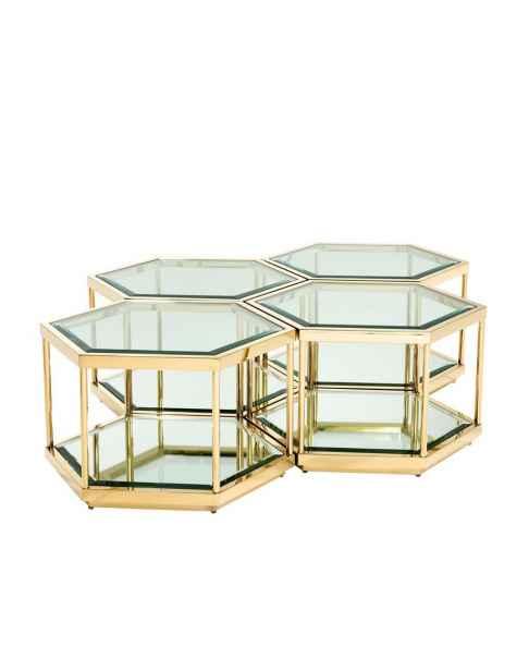Кофейный столик Sax set of 4