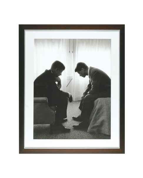 Картина John & Robert Kennedy
