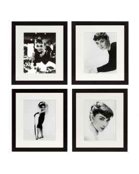 Картина Audrey Hepburn set of 4