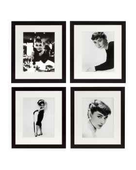 Картина Audrey Hepburn set of 4