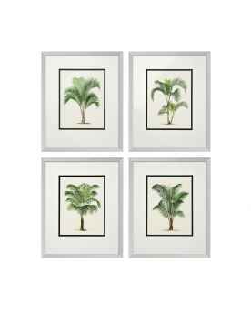 Картина Palms set of 4