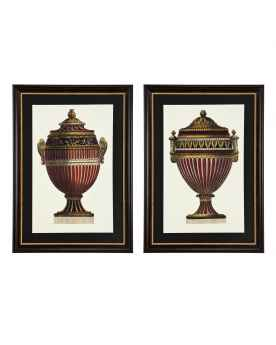Картина Empire Urns set of 2