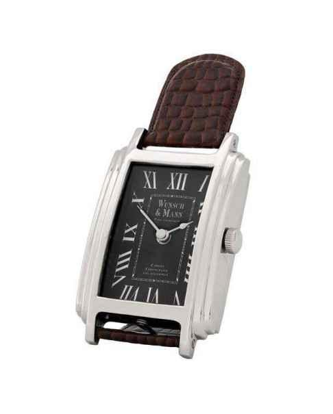 Настольные часы Wunsch & Mann