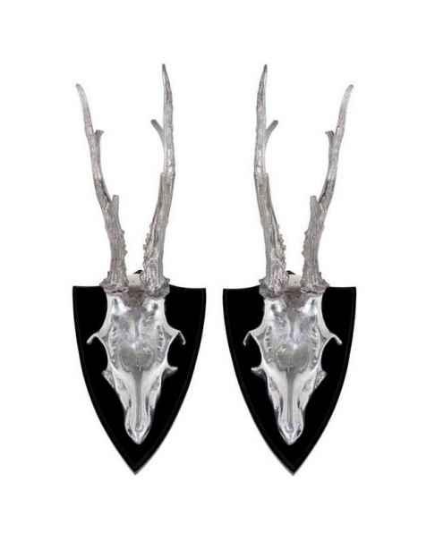 Настенный декор Skull Deer 2 элемента