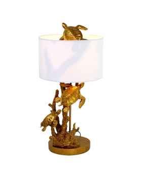 Настольная лампа Turtle Gang